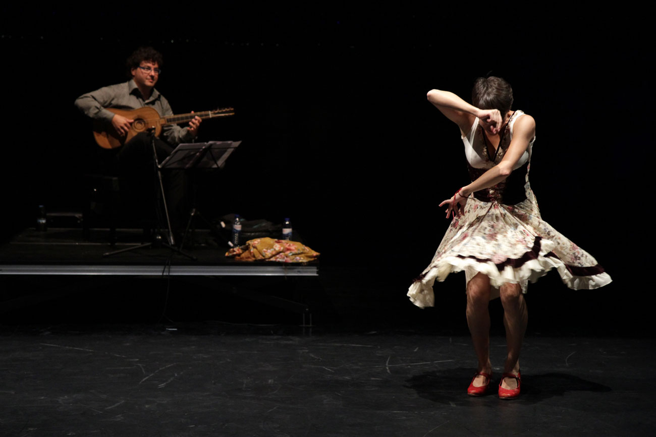 Barroco Flamenco & Leonor Leal, baile